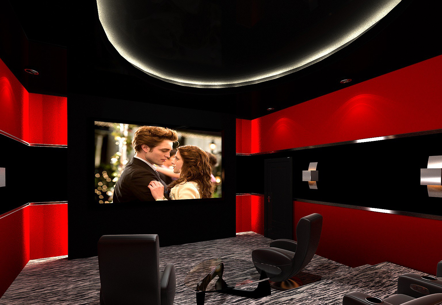 Wondrous Home Theaters Unique Home Systems Largest Home Design Picture Inspirations Pitcheantrous