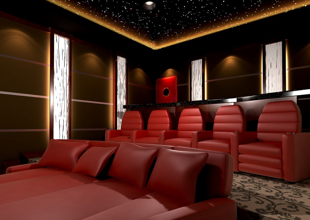 Theater Seating Unique Home Systems